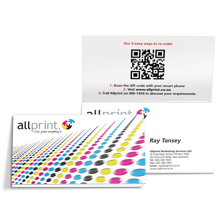 Business cards double size enquire about the business cards doubleze reheart Image collections